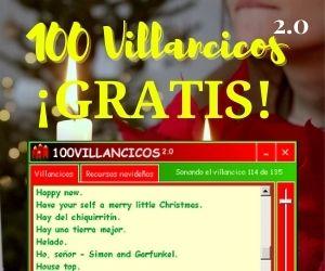 100VILLANCICOS GRACTIS